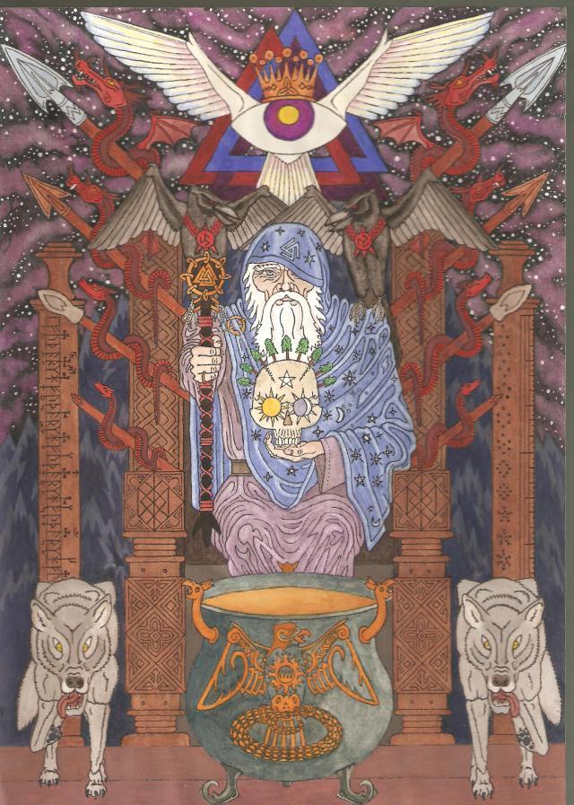 Odin colour